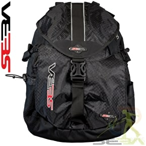 Seba '14 Skate Backpack- Black