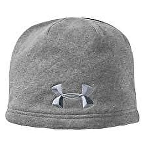 Under Armour Youth Storm Beanie Carbon Heather