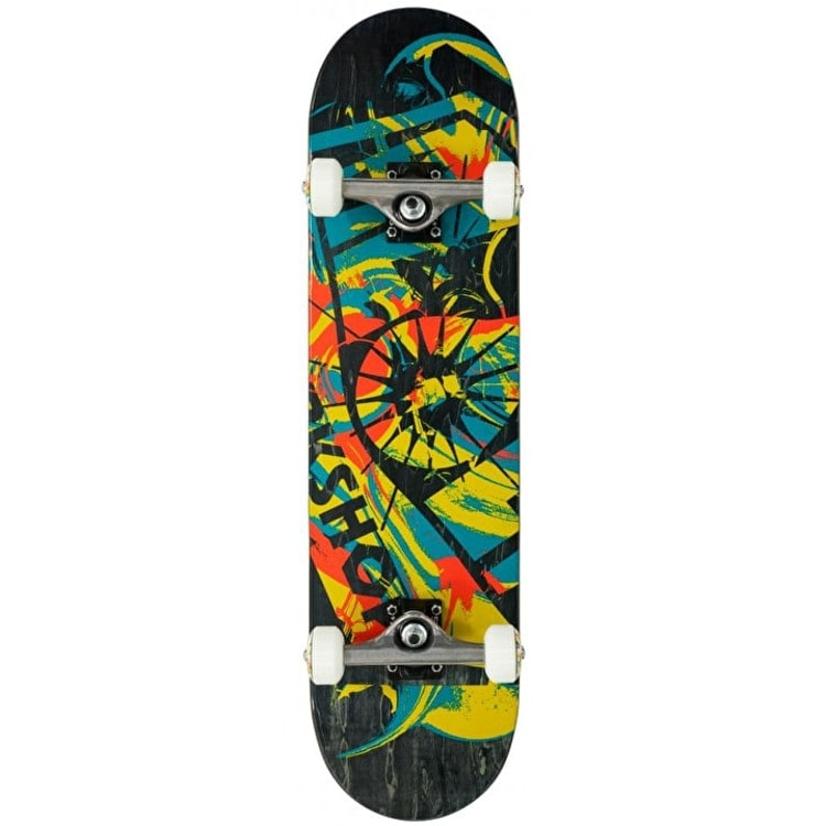 Alien Workshop OG Painto Complete Skateboard - 8""