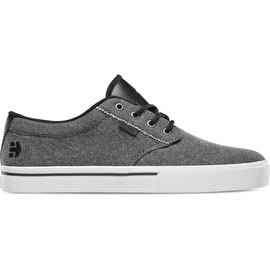 Etnies Jameson 2 Eco Skate Shoes - Black Wash