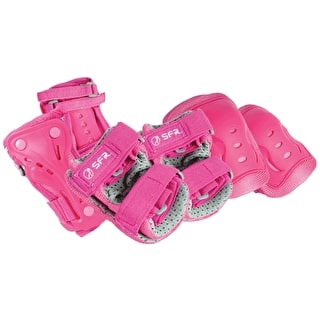 SFR Essentials Triple Padset - Pink