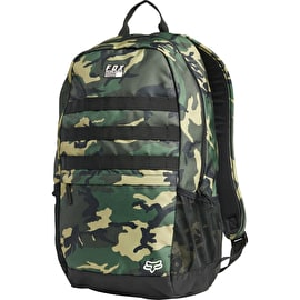 Fox Throwback Backpack - Camo