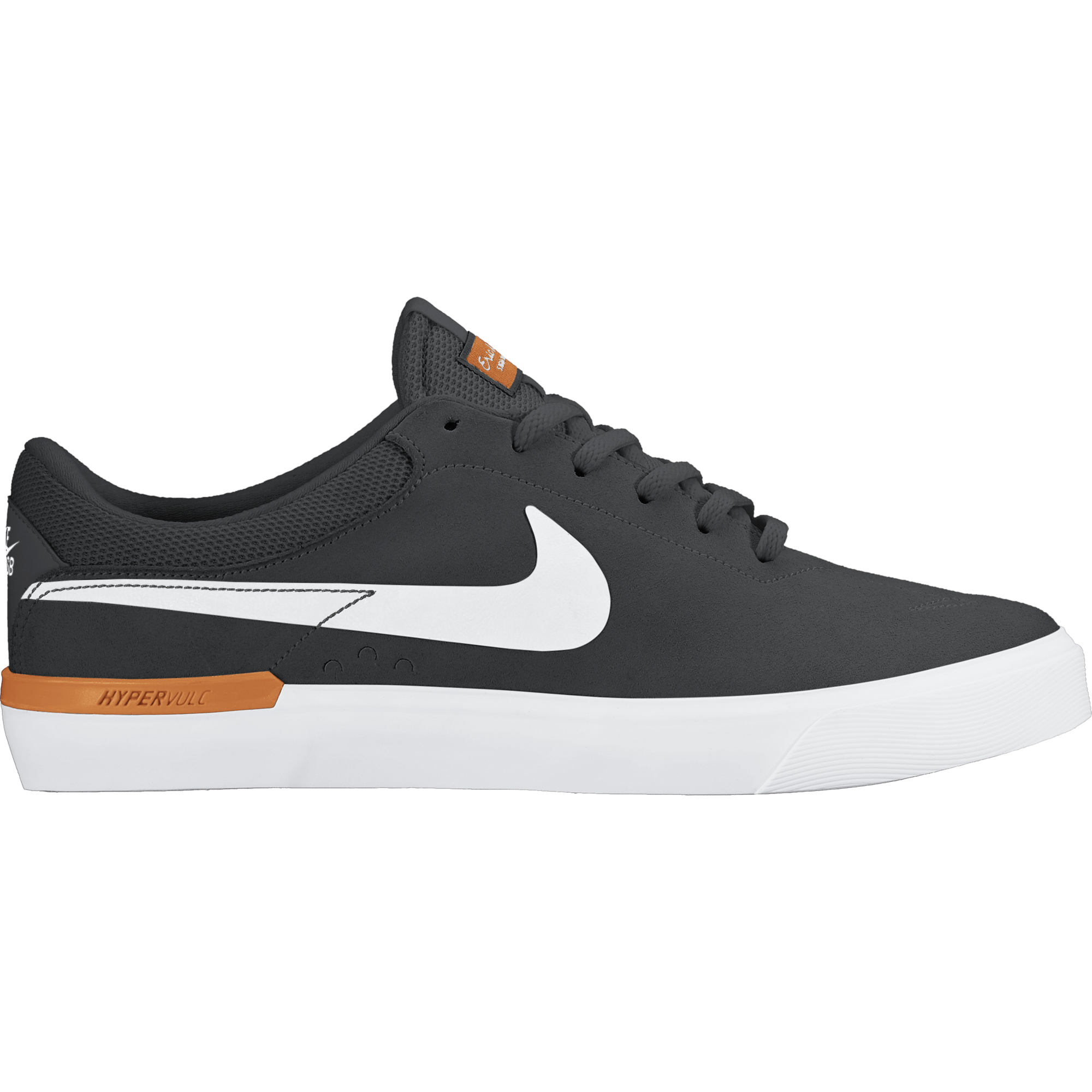 Nike Sb Koston Hypervulc Shoe Anthracite White