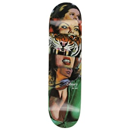 Colours Collectiv Paul Hart Tiger Lady Skateboard Deck 8.1