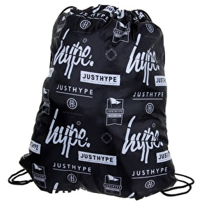 Hype Logo Drawstring Bag