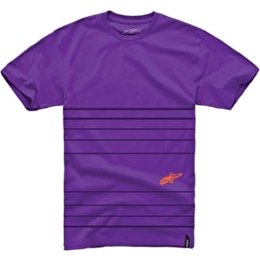 Alpinestars Chappelle T-Shirt - Purple
