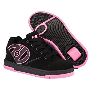 B-Stock Heelys Propel 2.0 - Black/Hot Pink - UK 12 (Box Damage)
