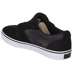 Lakai Fura Shoes - Black/White