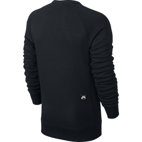 Nike SB Icon Crew Sweater - Black/White