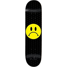 Enjoi Frowny Face Skateboard Deck 8.375