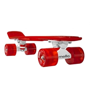 Mello Complete LED Skateboard - Cherry 22