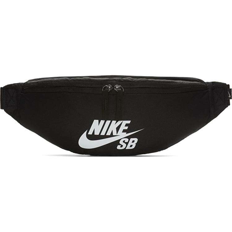 Nike SB Heritage Hip Pack - Black/Black/White