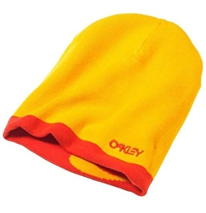 Oakley Reversible Deepie Beanie - Golden Poppy