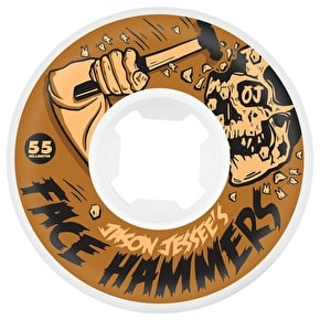 OJ EZ Edge Jessee Face Hammers Skateboard Wheels - 55mm (Pack of 4)