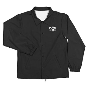 Plan B Arch Jacket - Black