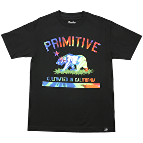 Primitive Cultivated T-Shirt - Black