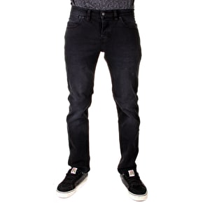 Kr3w K Slim Fit Jeans - 5 Year Black