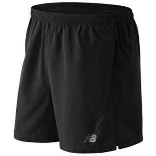 New Balance Accelerate 5 Inch Shorts - Black