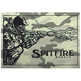 Spitfire Flamethrower Skateboard Sticker