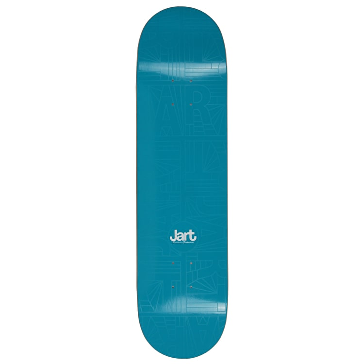 Jart Glassy Skateboard Deck - 8.25""