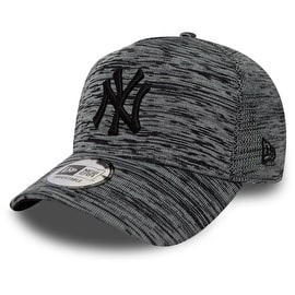 New Era New York Yankees Engineered Fit 9FORTY  Cap - Grey/Black