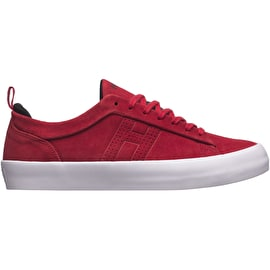 Huf Clive Skate Shoes - Red