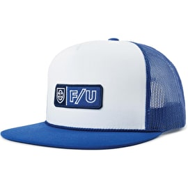 Brixton Turnpike HP Mesh Cap - Royal/White