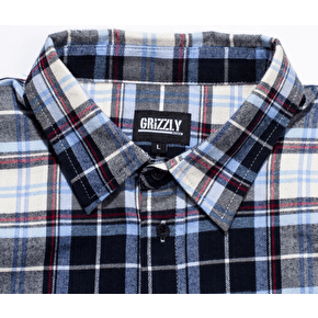 Grizzly Established Shirt - Plaid
