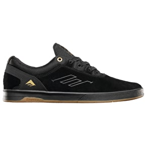 Emerica Westgate CC Shoes - Black/Black/Gum