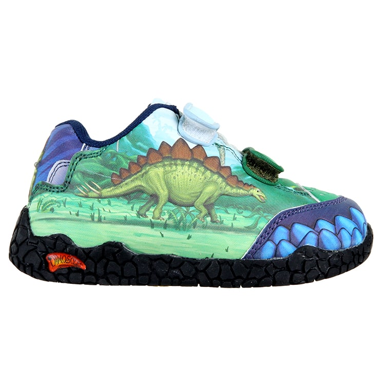Dinosoles Dinorama Stegosaurus Shoes