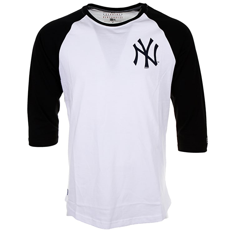 New Era MLB Team Raglan NY Yankees