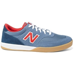B-Stock New Balance Numeric Allston 617 - Blue/Gum UK 7 (Box Damage)
