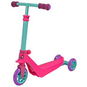 Zycom Zykster 2 In 1 Scooter - Pink/Teal/Purple