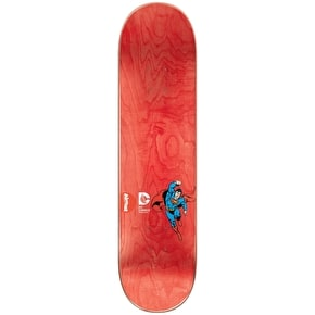 Almost Skateboard Deck - Superman Split Face R7 Mullen 8.125''