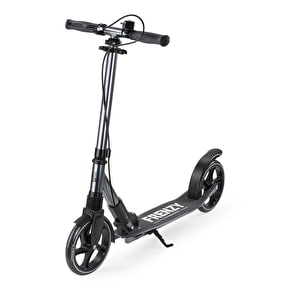 Frenzy 205mm Dual Brake Folding Scooter - Titanium