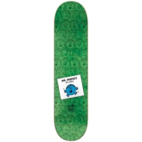 Cliché Skateboard Deck - Mr. Men R7 Gillet 8