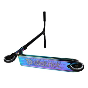 District 2017 C-Series C050 Complete Scooter - Neochrome/Black