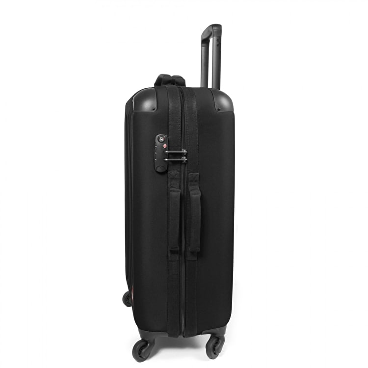 Eastpak Tranzshell M Wheeled Luggage - Black