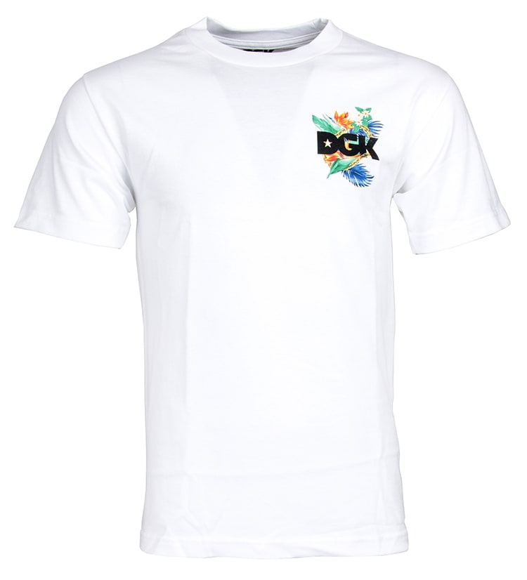 Image of DGK All The Way Up T-Shirt - White