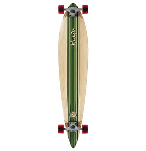 Mindless Hunter III Complete Longboard - Green 44