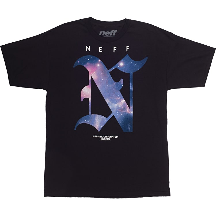 Neff Nebula T-Shirt - Black