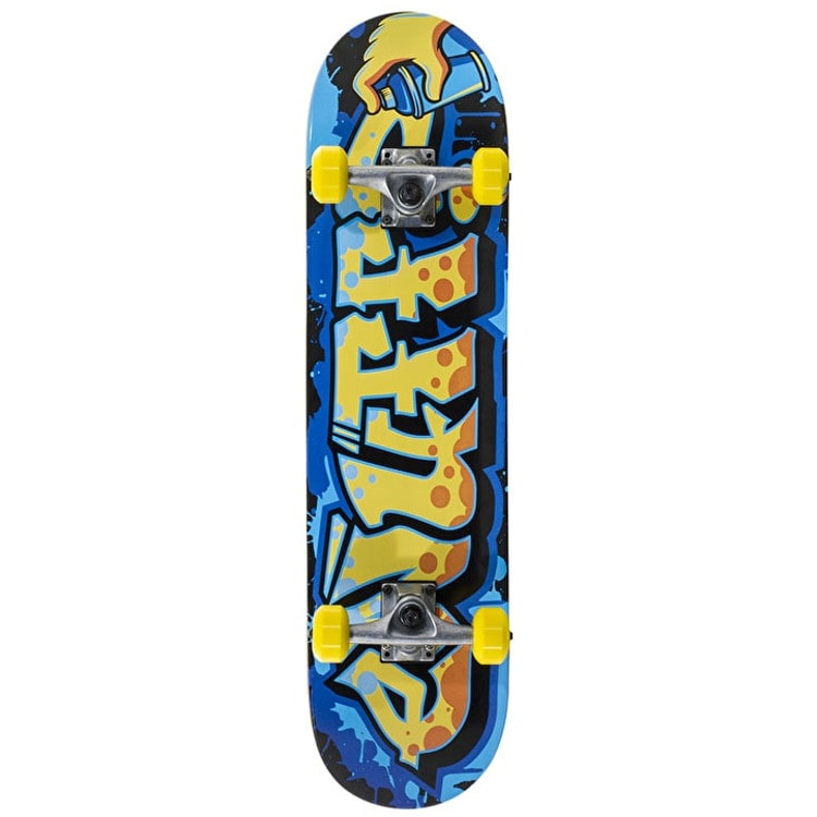 Enuff Graffiti II Complete Skateboard - Yellow