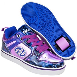 Heelys Motion 2.0 - Lilac/Electric Blue/Lightning