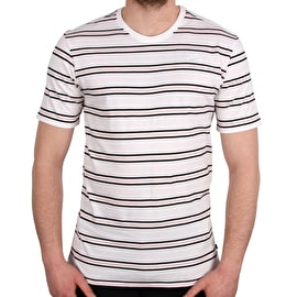 Nike SB Summer Stripe T-Shirt - White/White