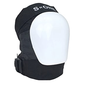 S1 Pro Knee Pads - Black/White