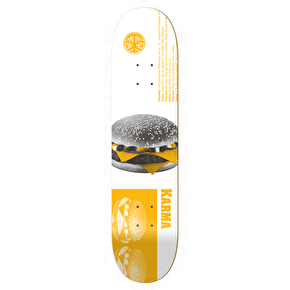 Karma Cult Film Series Skateboard Deck - Pulp Fiction 8.0