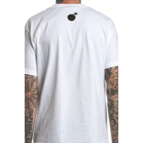 The Hundreds Forever Half Bomb T-Shirt - White