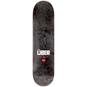 Almost Uber EX17 Skateboard Deck - Mullen 8