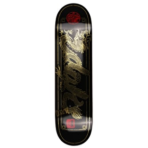 DGK Dragon Skateboard Deck - Black 8.25