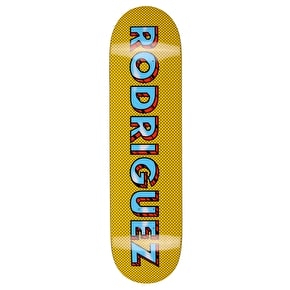 Primitive Pop Art Skateboard Deck - Rodriguez 8.1